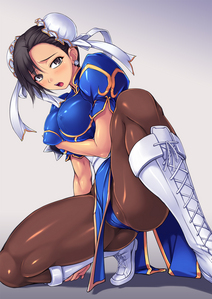@Bat Yep. I 사랑 Morrigan. <3 One of my fav girls is Chun-li. <3