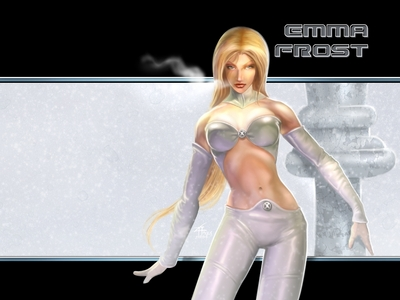 @Bat I dunno I like both of the outfits. ;)  Emma Frost from X-men is really hot to me.