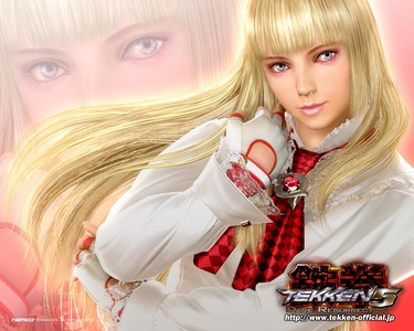 Laura is really gorgeous Here's Lili from Tekken. Very pretty to me and her moves in Tekken are pret