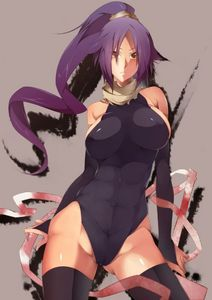 Yoruichi from Bleach.