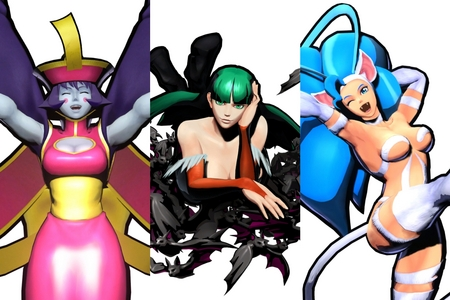 One of my paborito teams to use in Ultimate Marvel Vs. Capcom 3.
