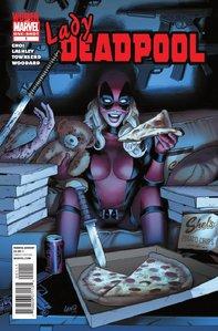 madami Lady Deadpool