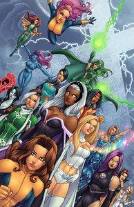 Women from the X-Men.