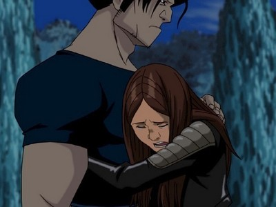 I found this moment in X-Men Evolution to be pretty touching.