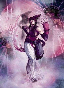 So... I heard that Juri, along with Bad Box Art Mega Man, made it into calle Fighter X Tekken. I is