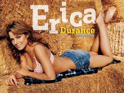 Erica Durance.