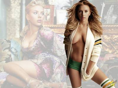 Scarlett Johansson. It's a tad risque but I think it's decently appropriate.
