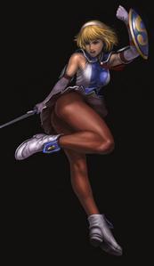 Cassandra from soulcalibur