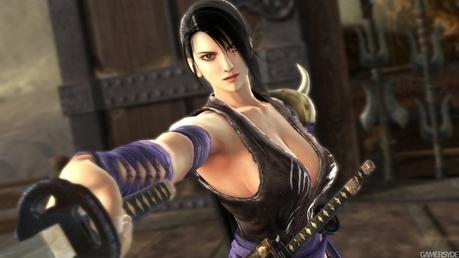 Shura from Soul Calibur