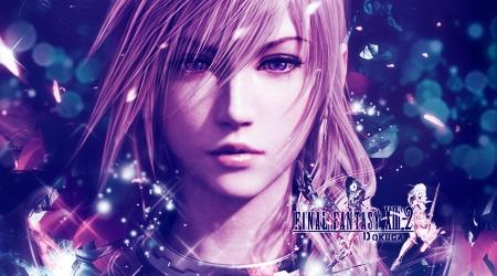 Lightning from Final Fantasy.