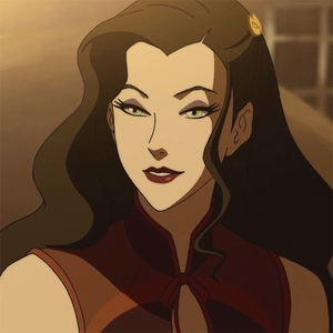 ^Dude I would knock a million times. XDD Asami from Legend of Korra.