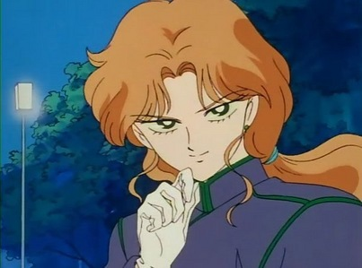 Zoisite/Zoycite from Sailor Moon... ... what?! The character was changed into a woman in some of the