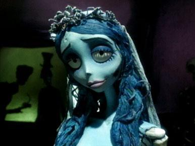 I think I was a little jealous of Victor mobil van, van Dort when I first watched Corpse Bride. XD