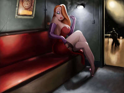 Now I want to see Who Framed Roger Rabbit.