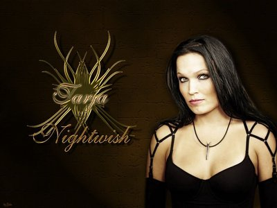 Tarja Turunden of Nightwish.