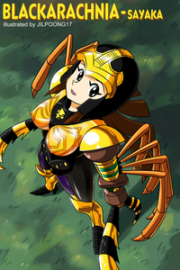 Out of sheer curiosity, I searched up Blackarachnia (you can tell I've been watching Beast Wars latel