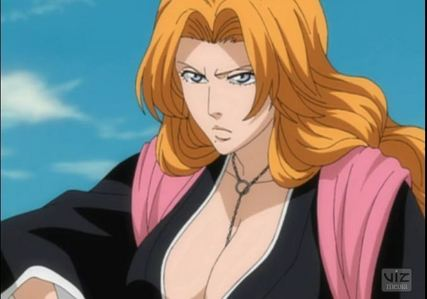 ... of Rangiku Matsumoto from Bleach.
