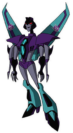 Remember that part in trasnpormer Animated where Starscream cloned himself a dozen times, with each