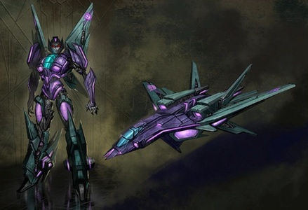 Did I forget to mention that she's awesome in War For Cybertron? I just went a round in Escalation Mo