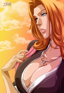 I don't think a few lebih pictures of Rangiku would hurt, now would it?
