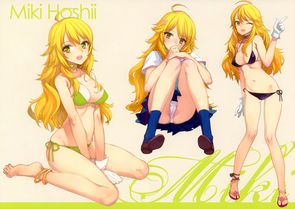 Ecchi as a flavor for today. ^^