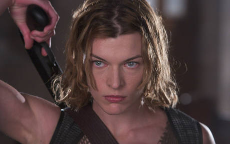 Milla Jovovich (While in Resident Evil.)