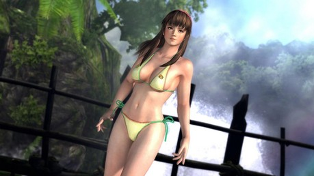 The new dead o alive game is coming out. The character designs are way better than the last game.