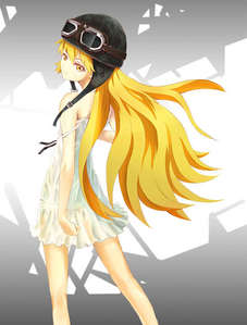 @Blind Yes, I know but for some reason I did just for the heck of it. Shinobu oshino