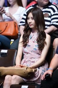 Yeah it's Seohyun :) Kips- 5 props sone4life- 6 props Mona- 7 props shiraz97- 8 props Dinsangi-