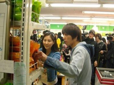 here<br /> next : seohyun pout