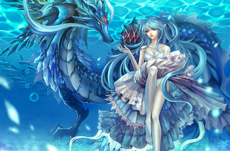I&#39;m SOOO joining! This sounds so cool!<br /> <br /> Name: Mina<br /> Age: 17<br /> Race: Water Dragon