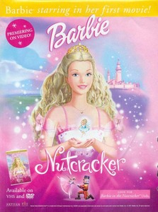 I was kinda late! 0.O But... OK. ngày 1: When did bạn become a người hâm mộ of búp bê barbie movies? - Since I was li