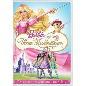 [b]Day 3 - What is your yêu thích búp bê barbie movie?[/b] búp bê barbie and the Three Musketeers