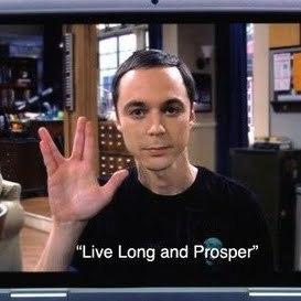 1. Sheldon Cooper