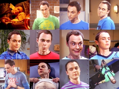 Day 1: Favourite male character?  Sheldon Cooper