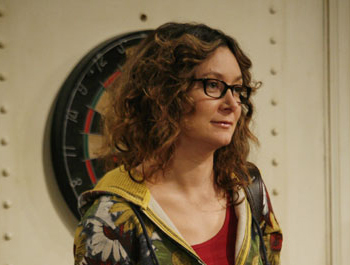Day 3: Favourite guest star?  Sara Gilbert