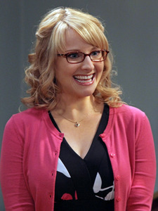 Day 2 - Favourite female character  Bernadette - she's just so cute!