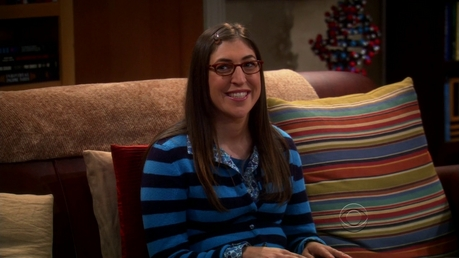 <b>Day 2: <u>Favourite female character.</u></b><br /> <br /> Amy Farrah Fowler