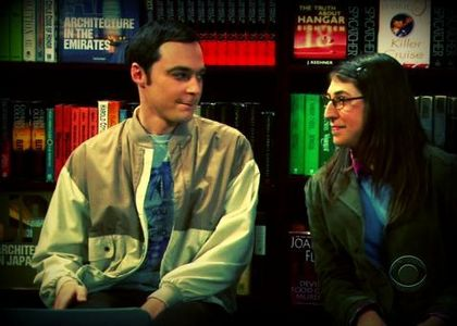 <b>Day 5: <u>Favourite couple.</u></b><br /> <br /> Sheldon/Amy = Shamy ^^