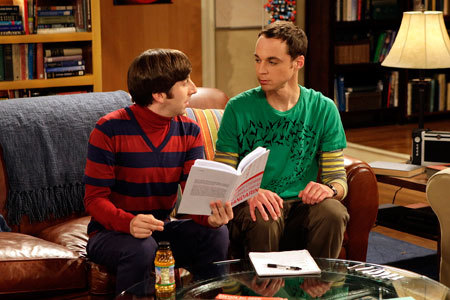 [b]Day 15: [u]Funniest character.[/u][/b]  Sheldon and Howard :P