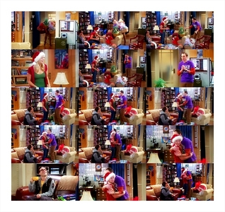 Day 8: Favourite friendship?<br /> <br /> Penny and Sheldon