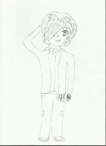 sayu: I'm sayu melody: m-melody *hides behind jamie*  (awshum pic! do chu like chibi bailey?lawl h