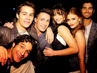 dia 5 FAV PIC OF CAST