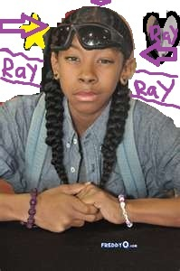 rayray luk betta din everybode in da group so yall cud take roc royal but i got rayray dont change ur