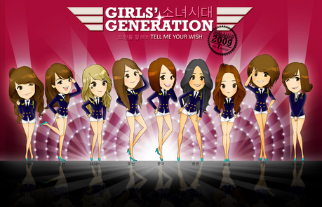 snsd tel me your wish