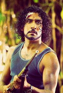দিন 1 – Your পছন্দ male character Sayid Jarrah