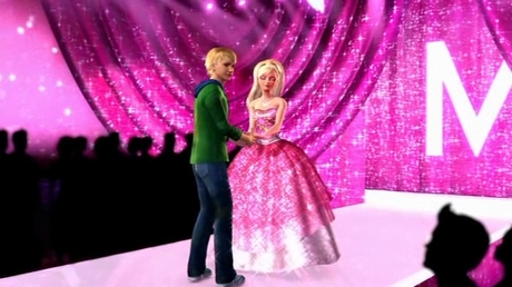 Hello !! this is pretty simple just you have to do is post pic Barbie movies like these following cho