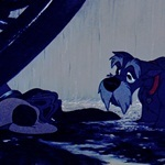 Sad moment: