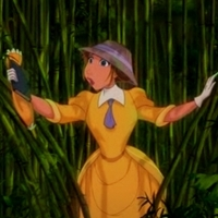 Female character 3: