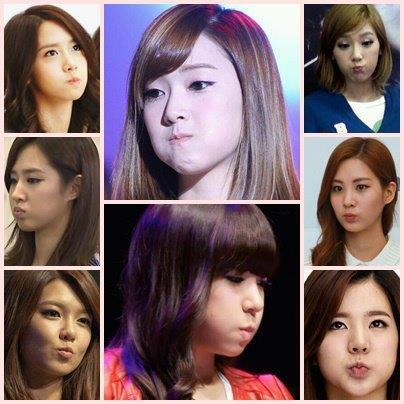 "80.""After two years I still can't tell any SNSD member apart."""